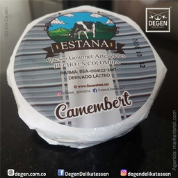 [EQ-CA-175] Camembert - ESTANA